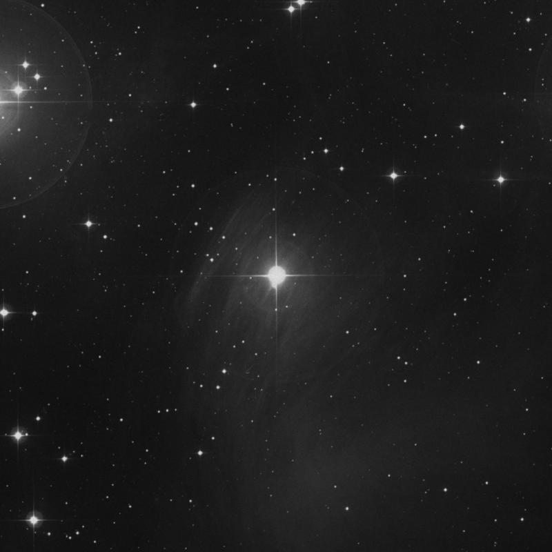 Image of Merope - 23 Tauri star
