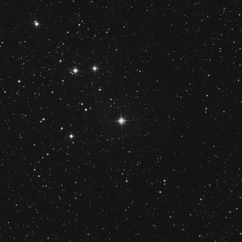 Image of HR1160 star