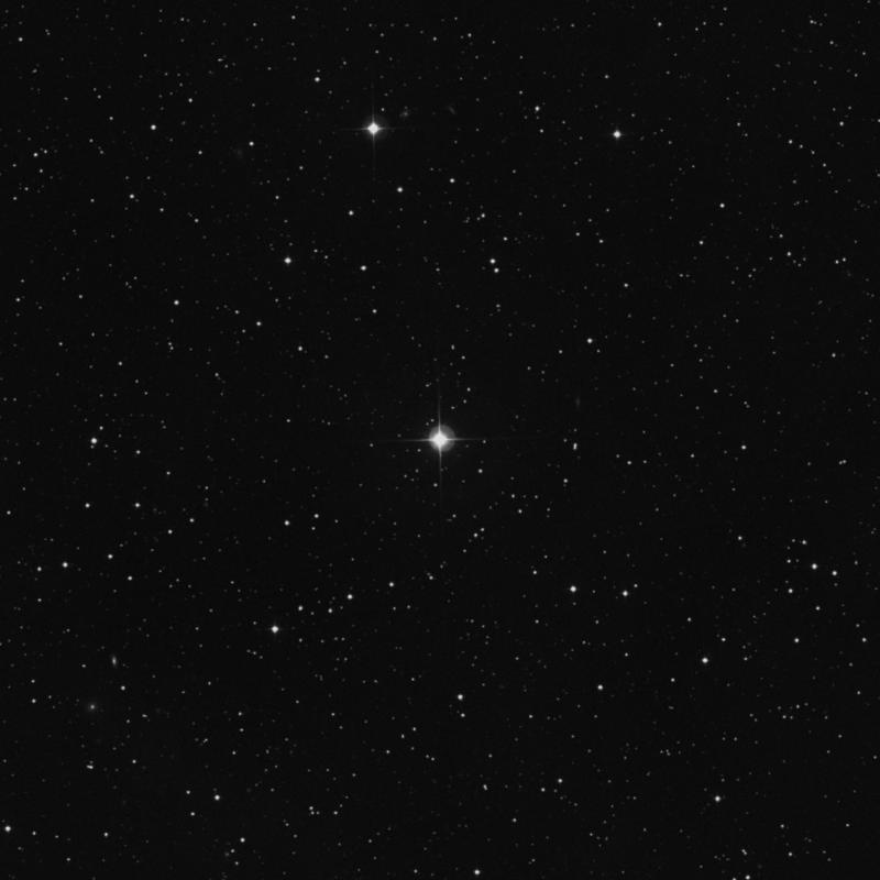 Image of HR1163 star