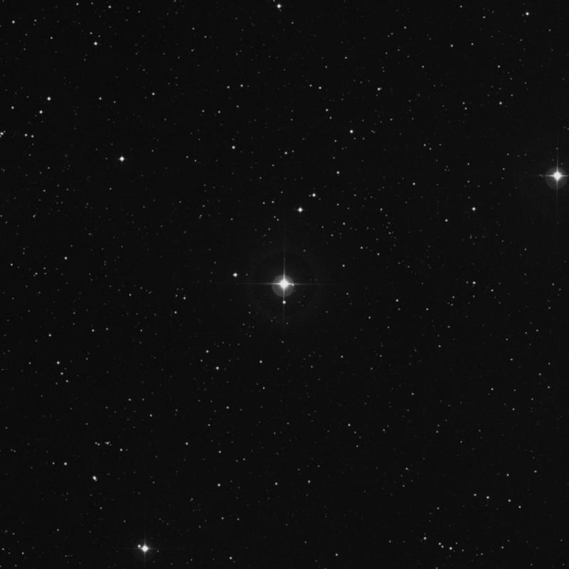 Image of HR1164 star