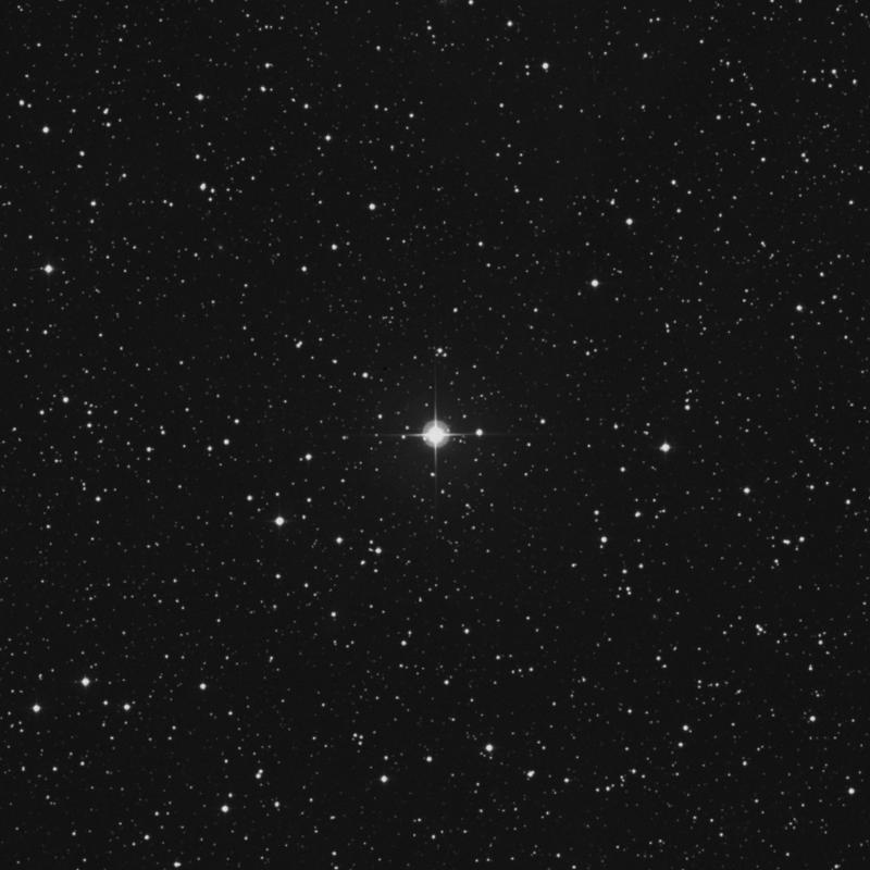 Image of HR1170 star