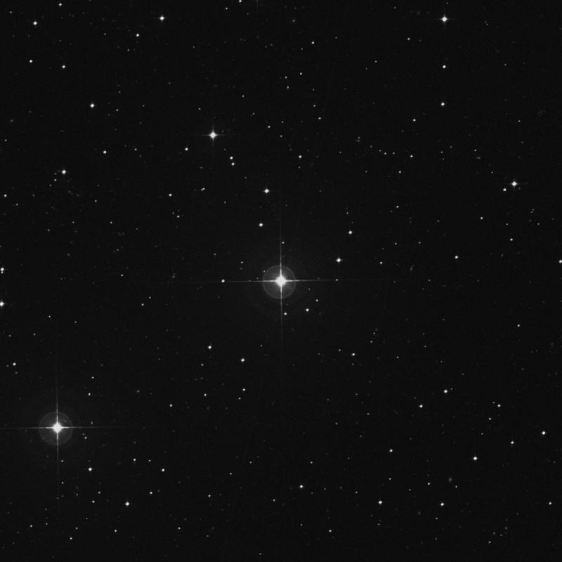 Image of σ Fornacis (sigma Fornacis) star