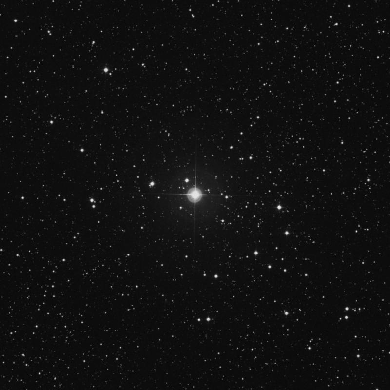Image of 43 Persei star