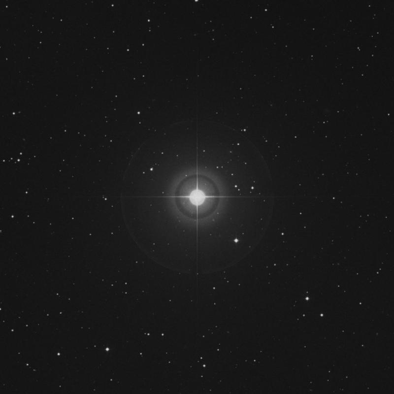 Image of ν Tauri (nu Tauri) star