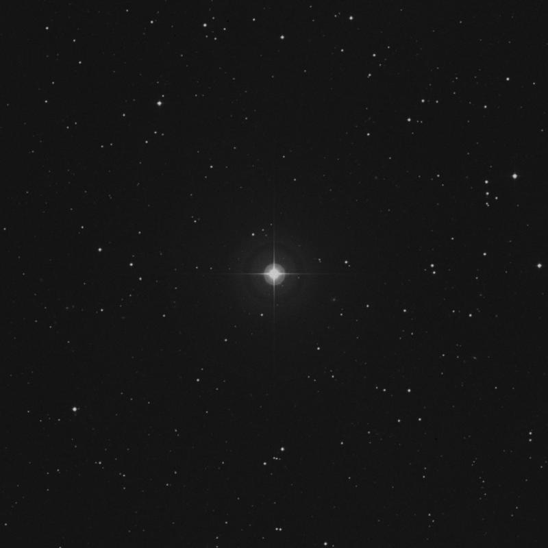 Image of 40 Tauri star