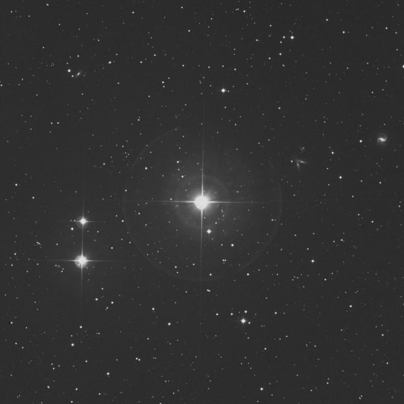 Image of 37 Tauri star