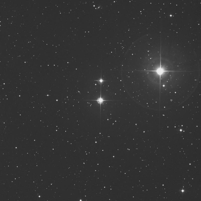 Image of 39 Tauri star