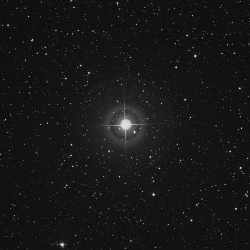 Image of μ Persei (mu Persei) star