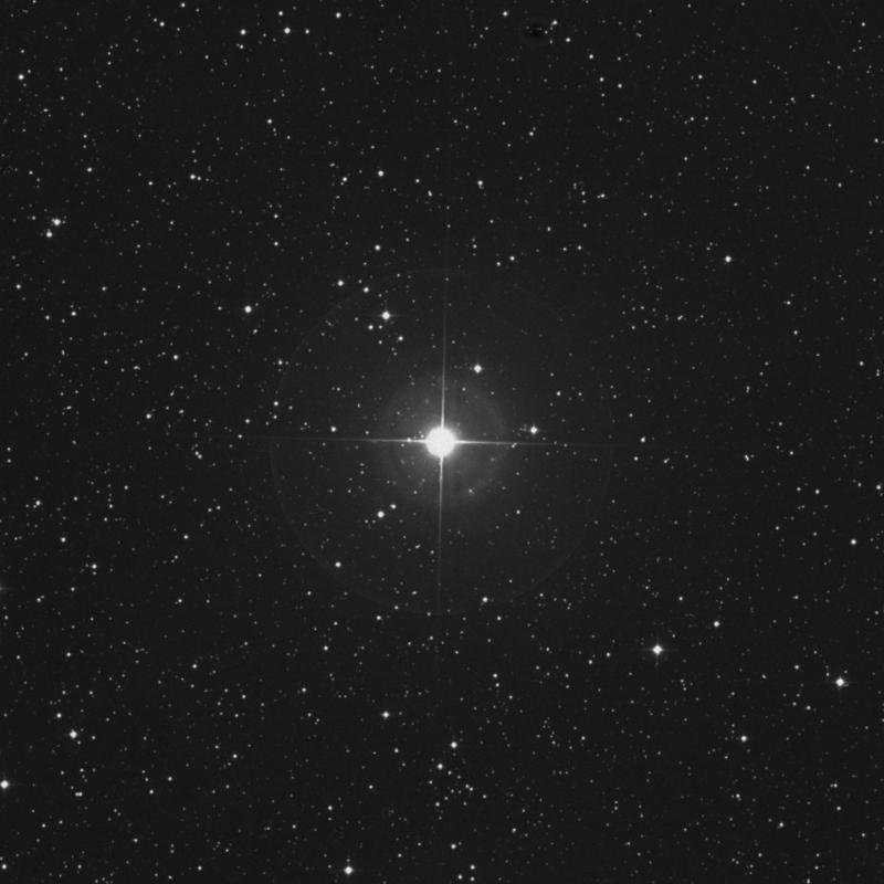 Image of 52 Persei star