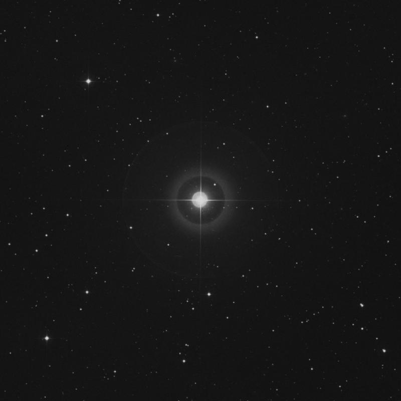 Image of μ Tauri (mu Tauri) star