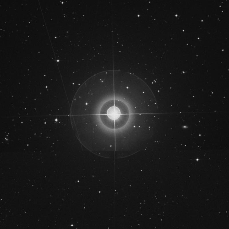 Image of α Horologii (alpha Horologii) star