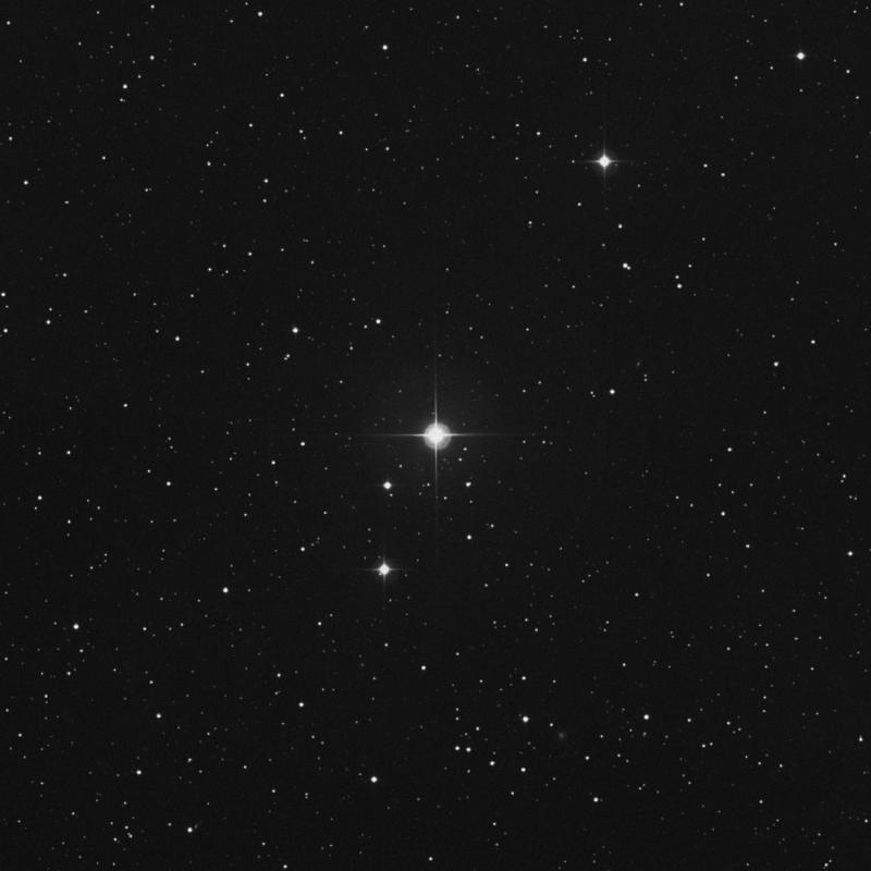 Image of 53 Tauri star