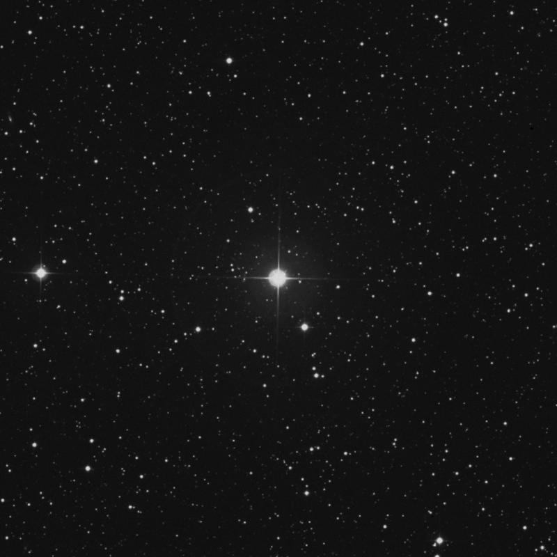 Image of 54 Persei star