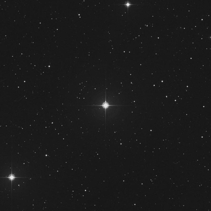 Image of 57 Tauri star