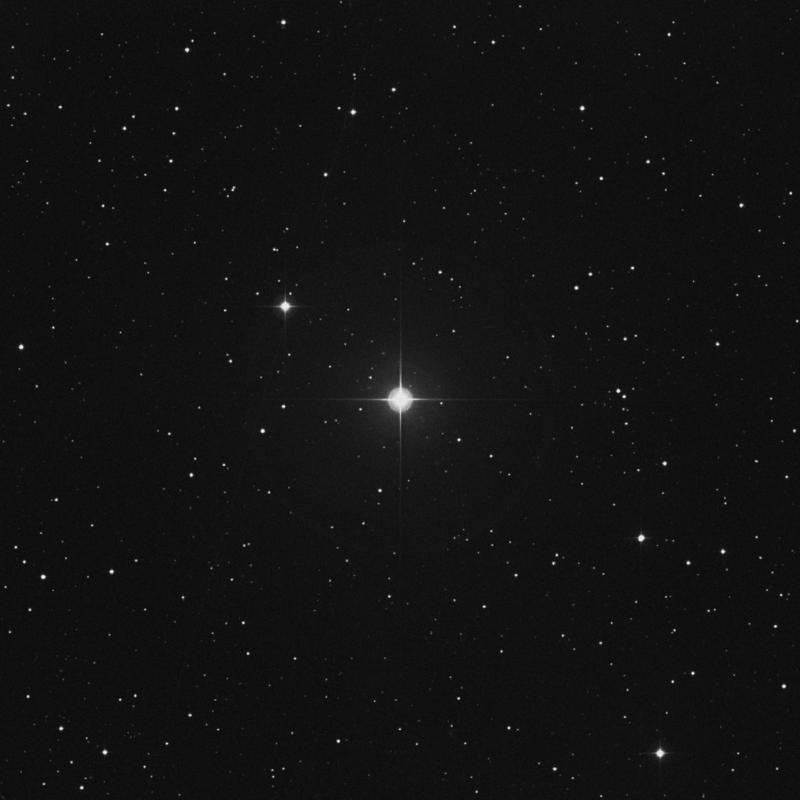 Image of 58 Tauri star