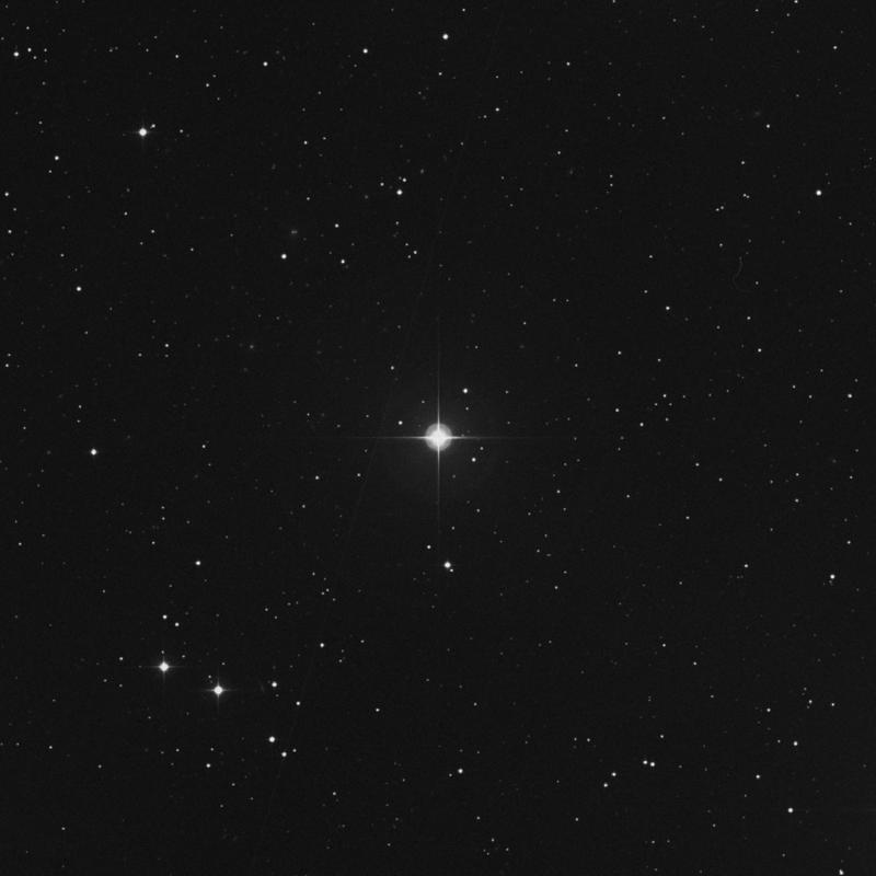 Image of 60 Tauri star