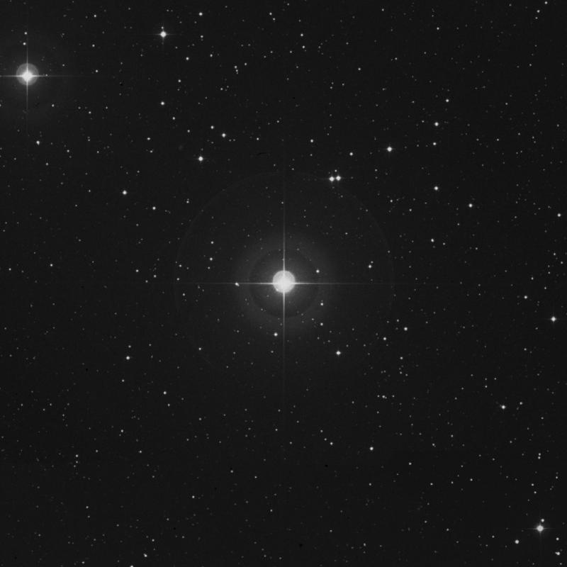 Image of υ Tauri (upsilon Tauri) star