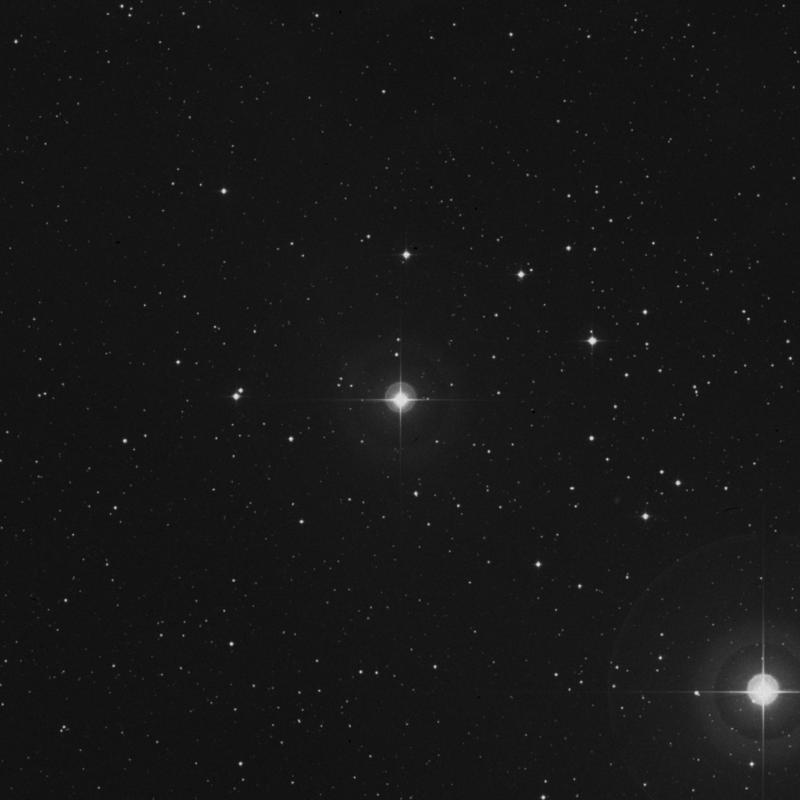 Image of 72 Tauri star