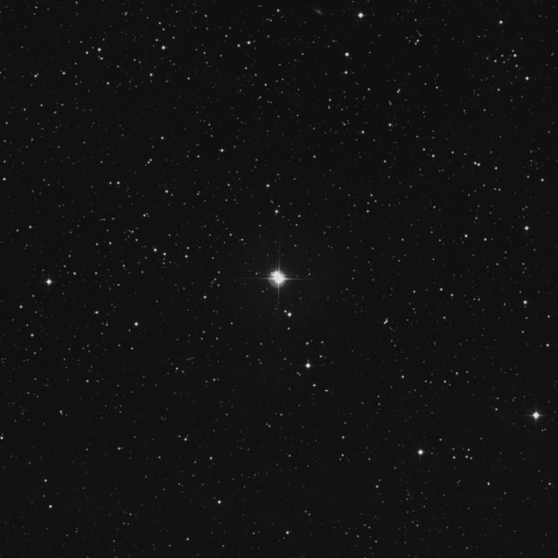 Image of HR1406 star