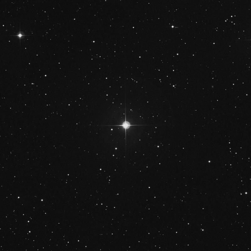 Image of 83 Tauri star