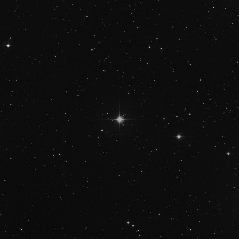 Image of 85 Tauri star