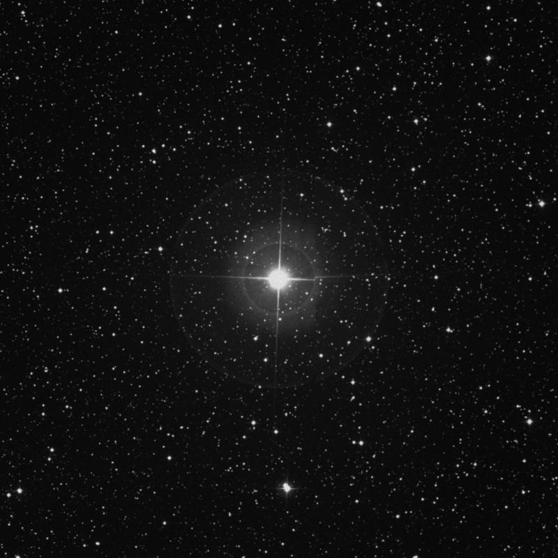Image of 58 Persei star