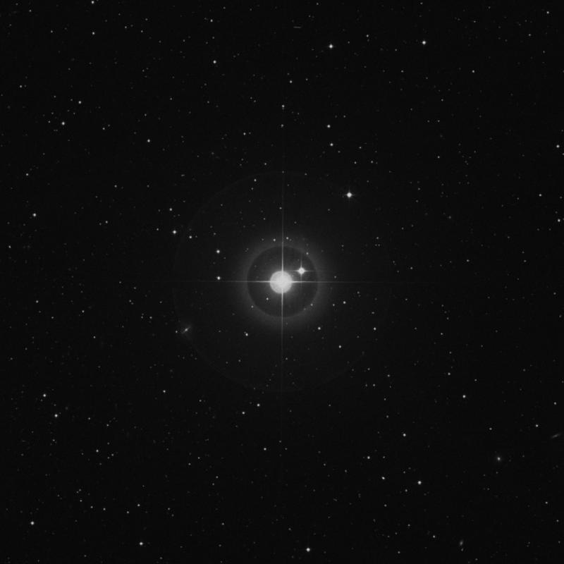 Image of 88 Tauri star