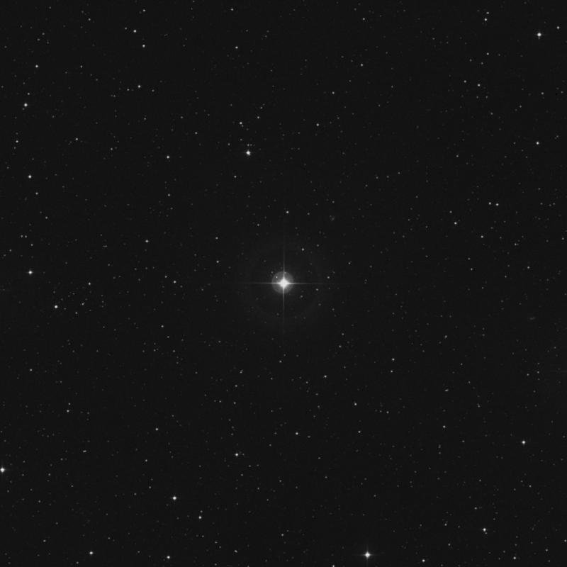 Image of 95 Tauri star