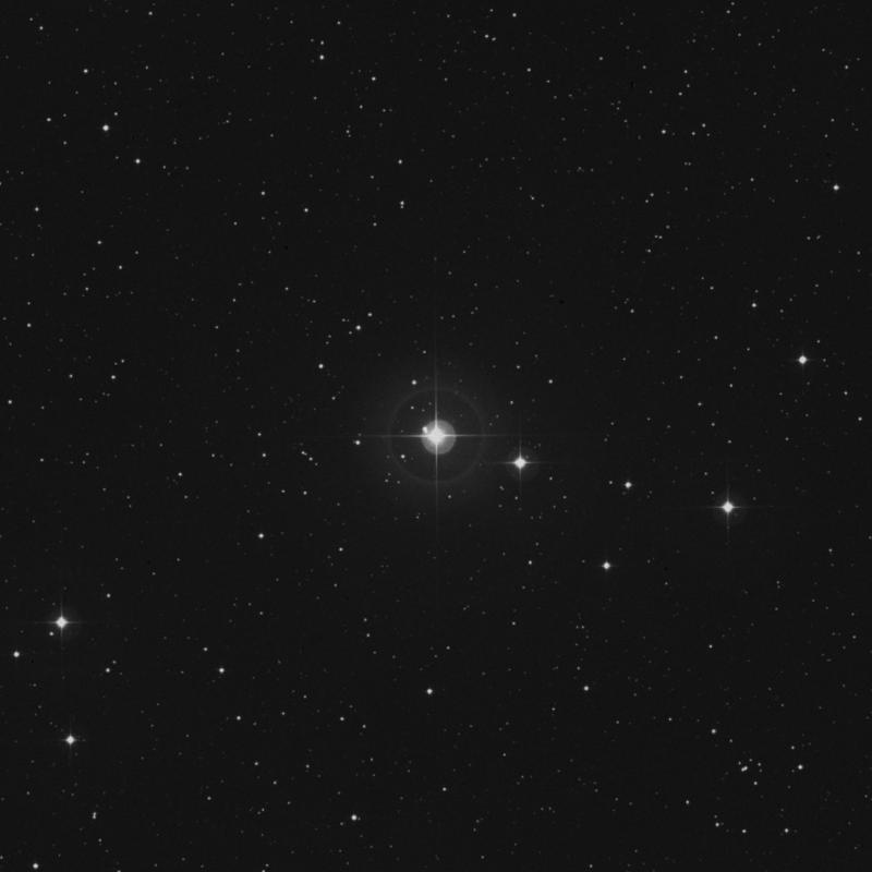 Image of 96 Tauri star