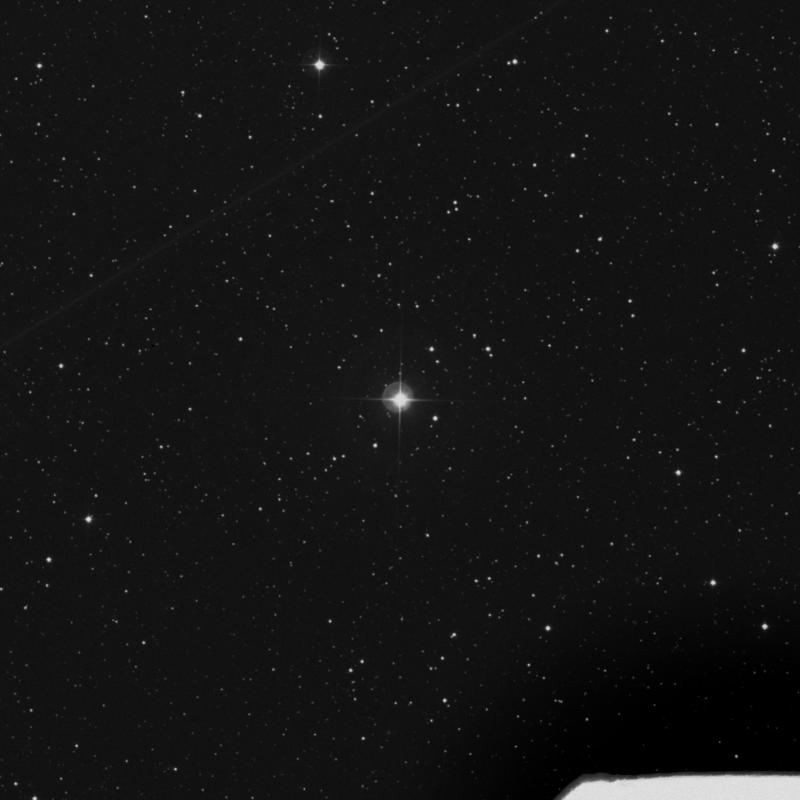 Image of HR1554 star
