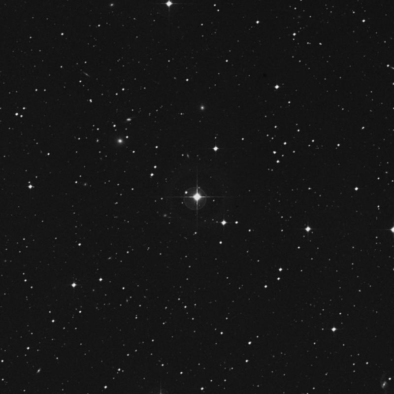 Image of HR1565 star