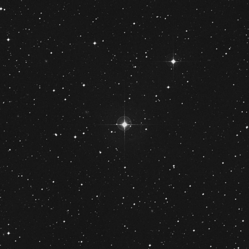 Image of HR1613 star