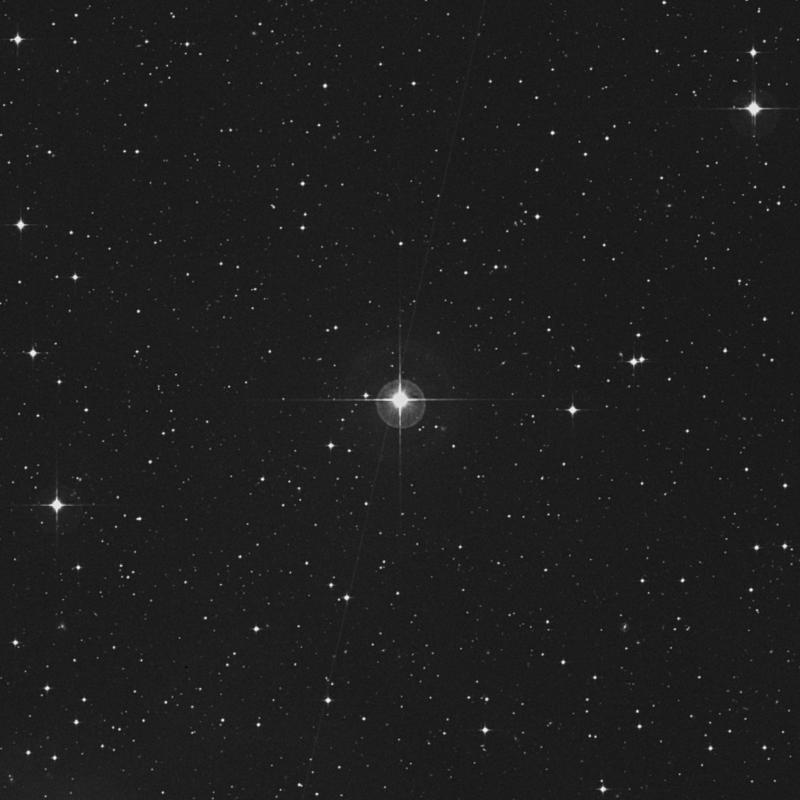 Image of HR1646 star