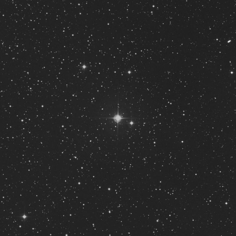 Image of 105 Tauri star
