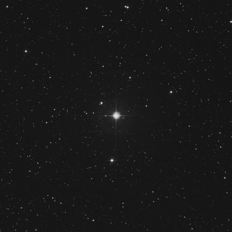 Image of 14 Orionis star