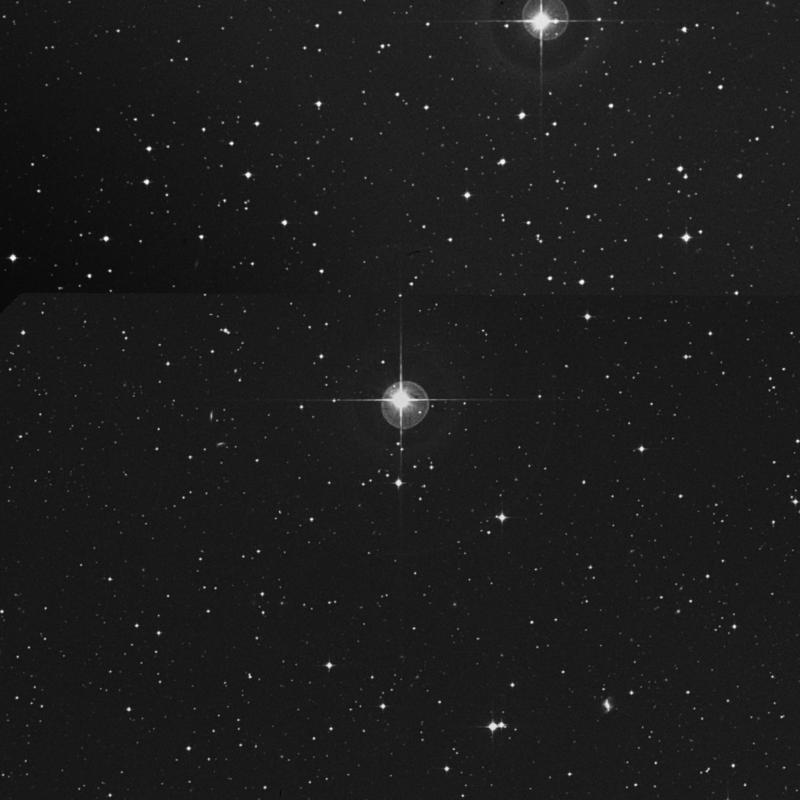 Image of HR1687 star