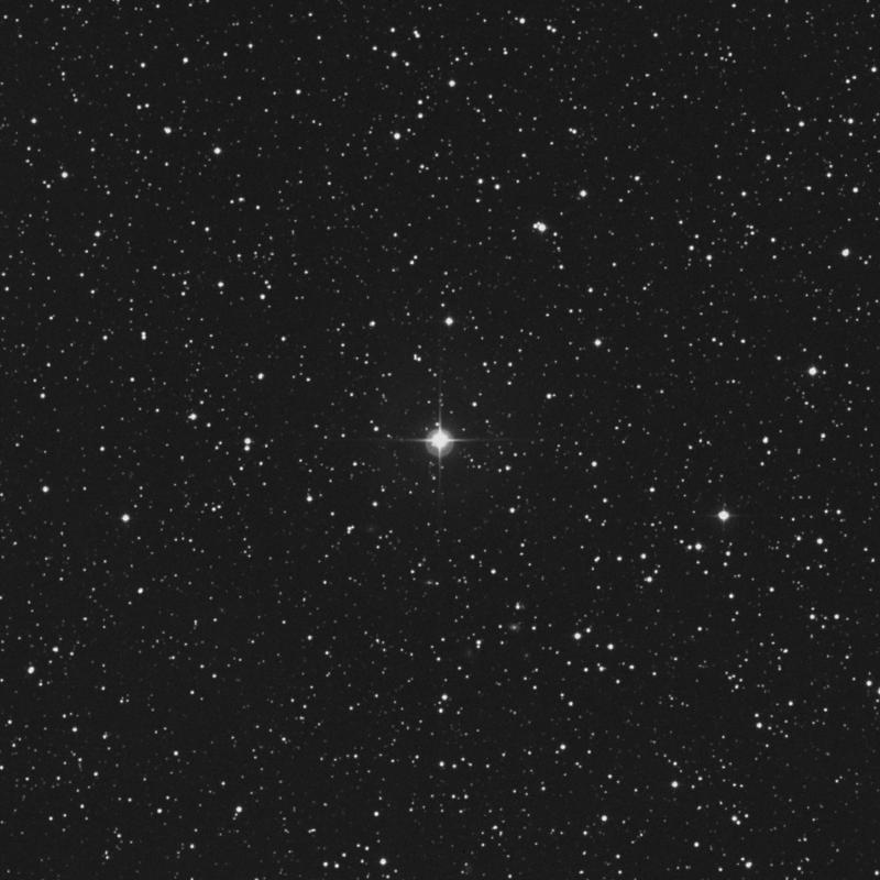 Image of 108 Tauri star