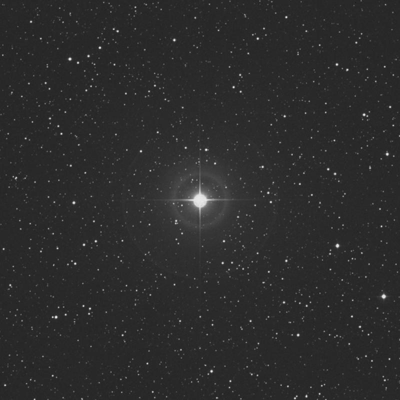 Image of 109 Tauri star