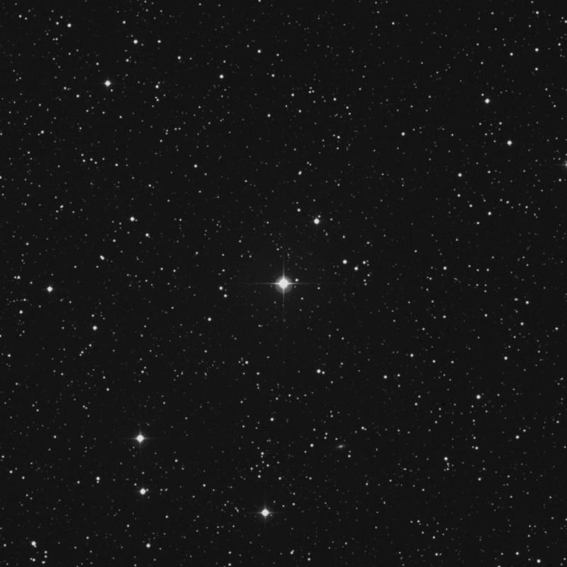Image of 110 Tauri star