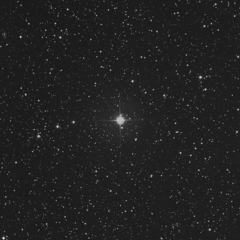 Image of 114 Tauri star