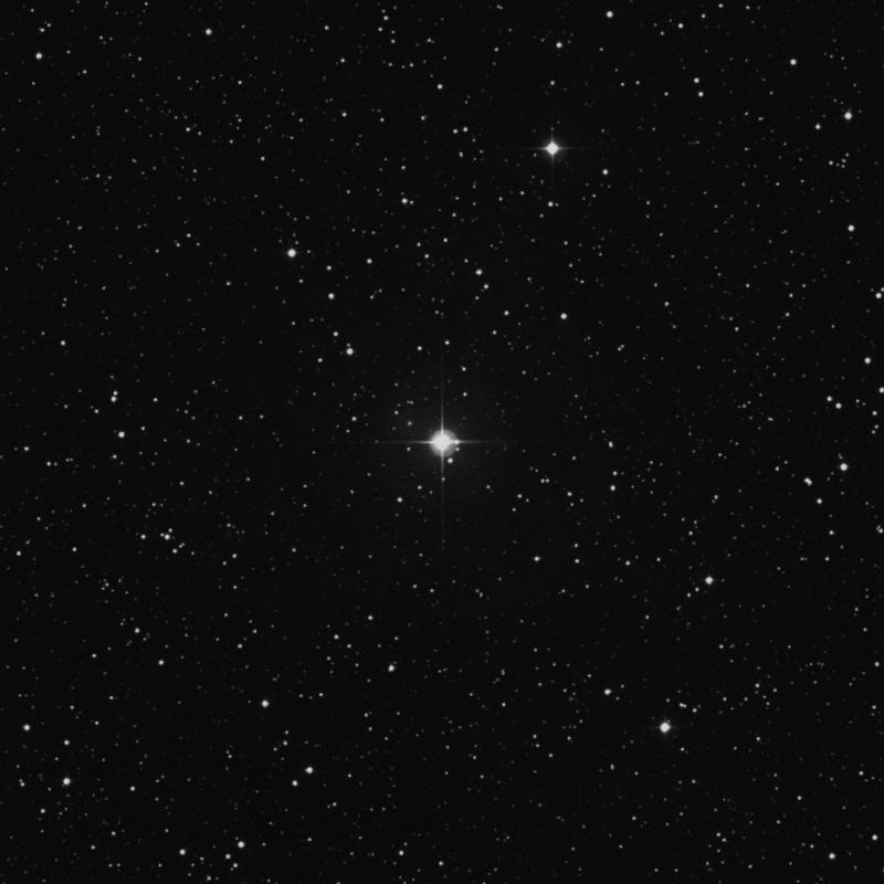 Image of 116 Tauri star