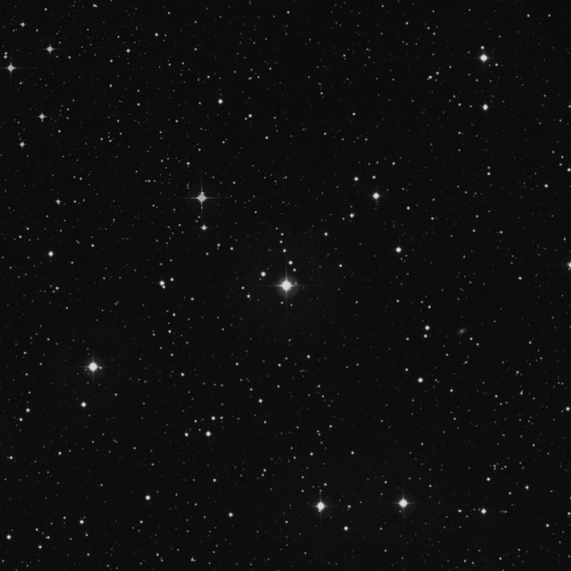 Image of HR1820 star
