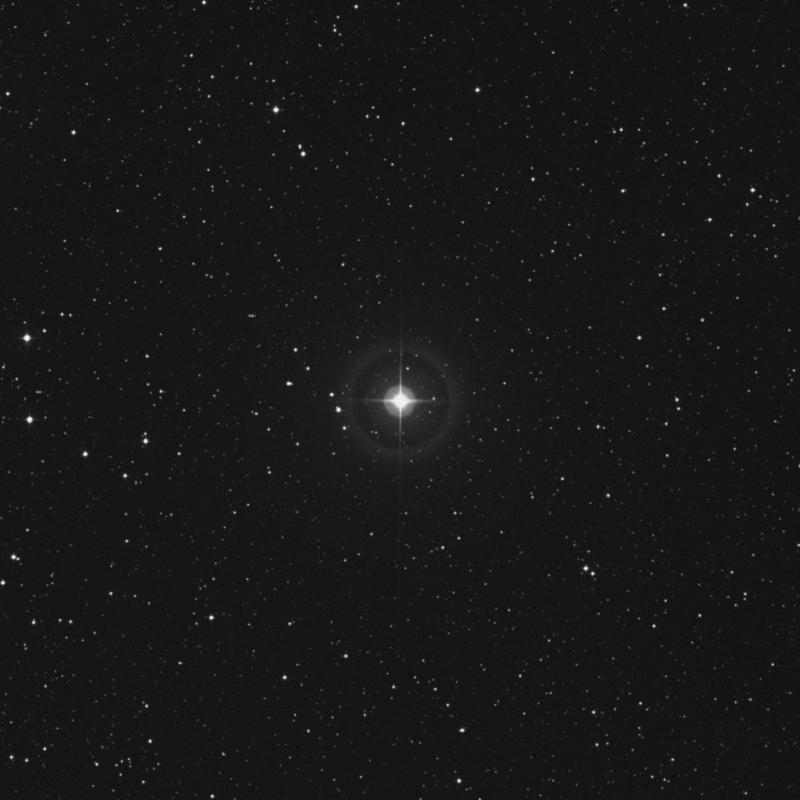 Image of 118 Tauri star