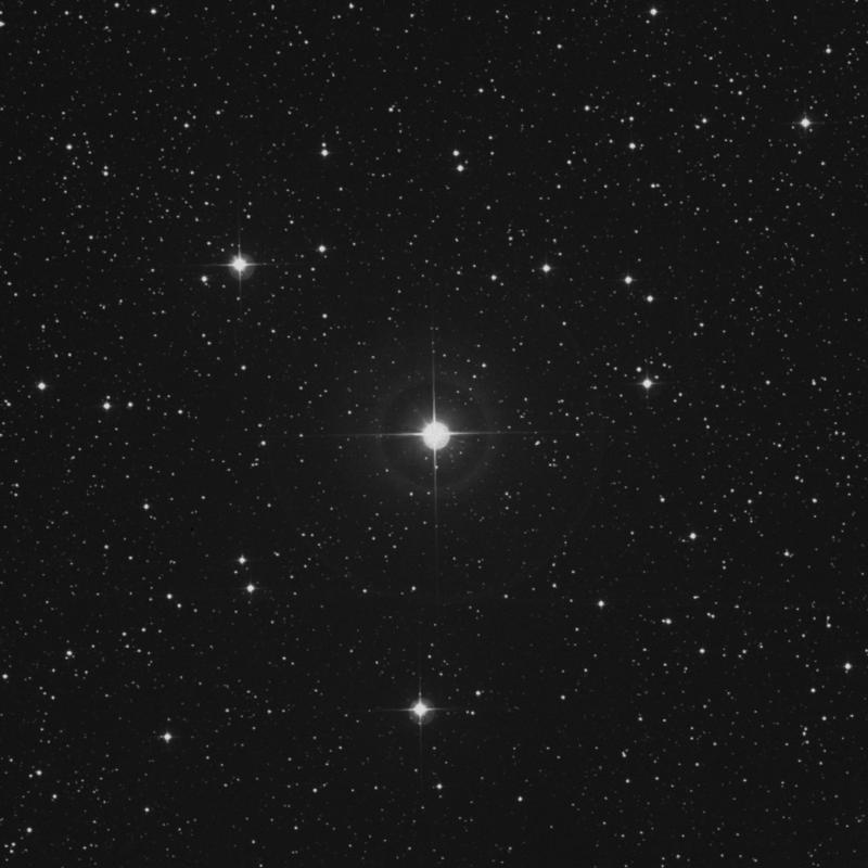 Image of χ Aurigae (chi Aurigae) star