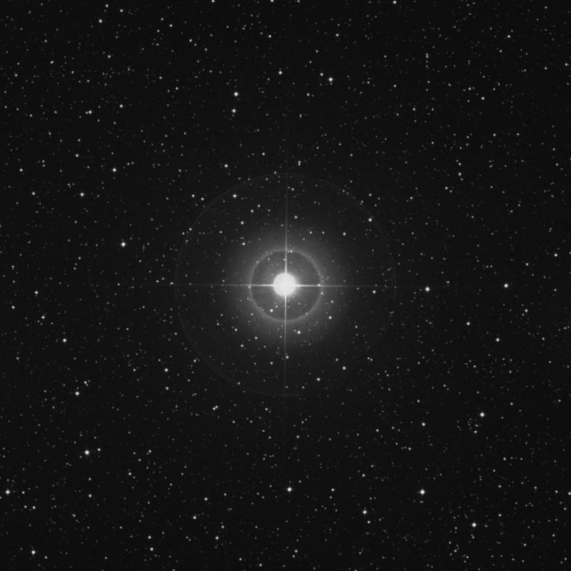Image of 119 Tauri star