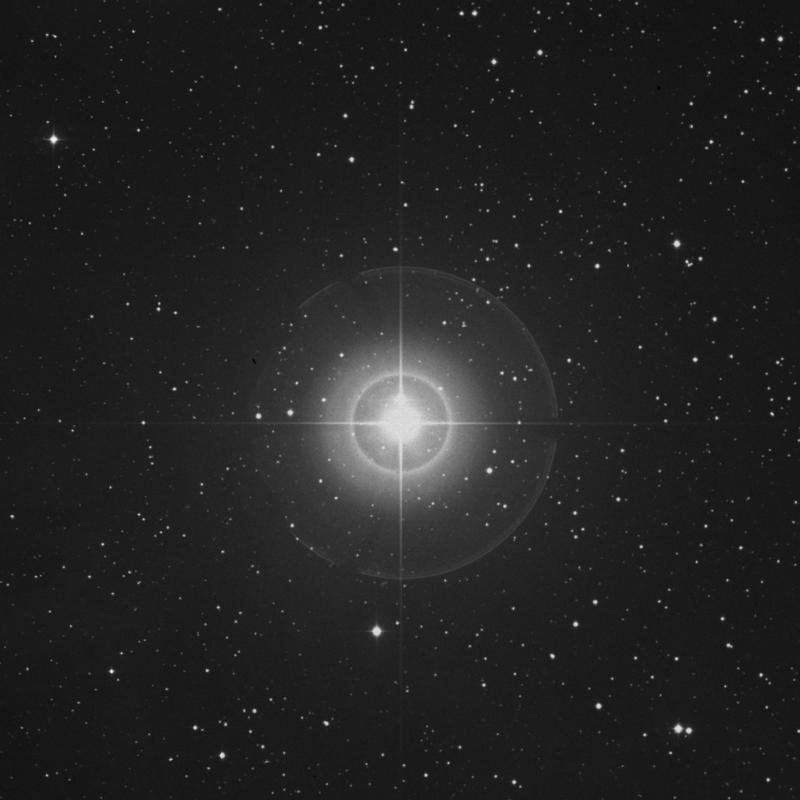 Image of δ Orionis (delta Orionis) star