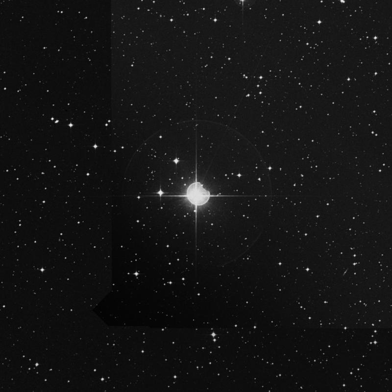 Image of υ Orionis (upsilon Orionis) star
