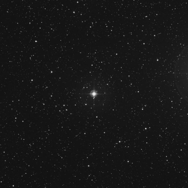 Image of 120 Tauri star
