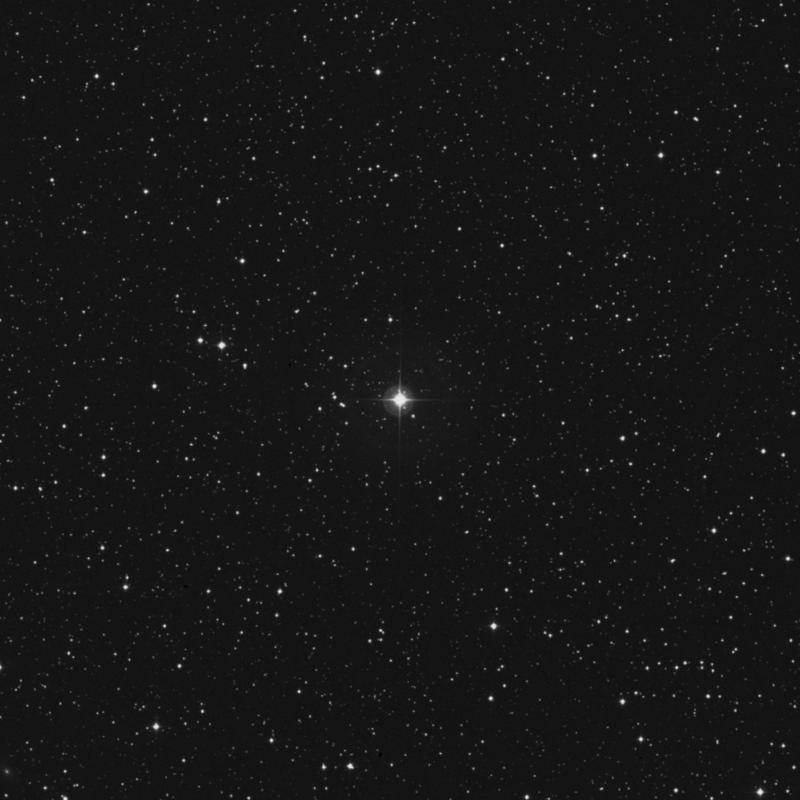 Image of HR1860 star