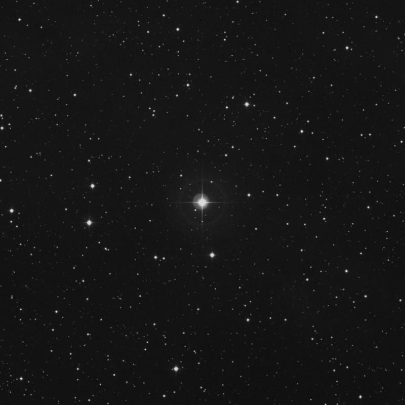 Image of 38 Orionis star